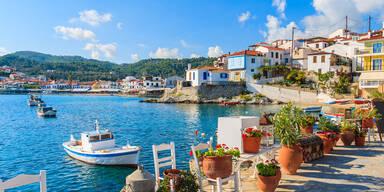 Bis zu 46 Grad: 'Historischer Hitzewelle' in Griechenland