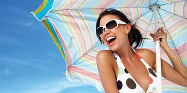 Sommer Sonne Sonnenschein Bikini