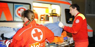 Rettung Notarzt Samariterbund
