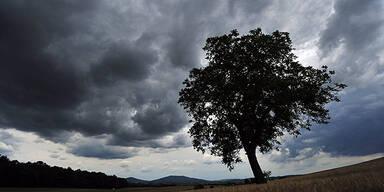 Regen Unwetter Tropfen Wolken