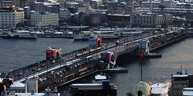 Istanbul - Bosporus (Türkei)