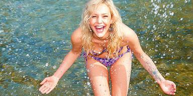 Sommer Sonne Hitze Bad Wetter Bikini
