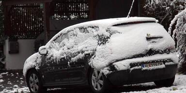 So verschneit ist Österreich: Kärnten