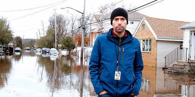 Herbert BAUERNEBEL / New York / Hurrikan Sandy