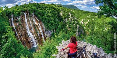 Radwege Kroatien - adv - wetter.at
