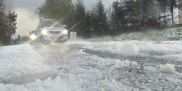 Wetter Autobahn