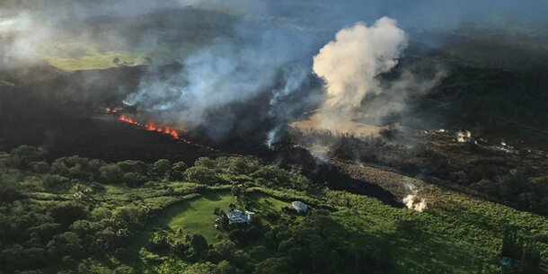 Hawaii: Vulkan steht vor Mega-Ausbruch