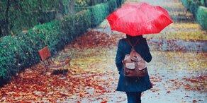 Kälteschock am Wochenende bringt Abkühlung & Regenschauer