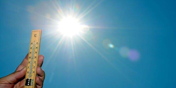 Meteorologen warnen vor Hitzewelle