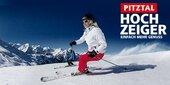 Hochzeiger – Pitztal: Skifahren am Dach Tirols
