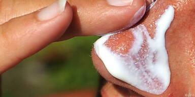 Hohe UV-Dosen überfordern den Körper