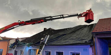 Unwetter verursachen Rekord-Schäden in Österreich