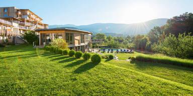 Spür die Natur im RETTER Bio-Natur-Resort