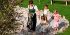 Familien-Schnuppertage im Kinderparadies