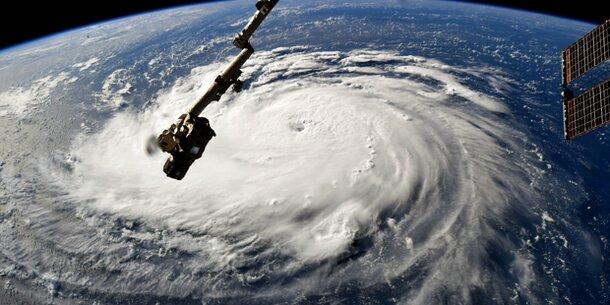 """Mega-Hurricane """"Florence"""": Trump und Behörden besorgt"""