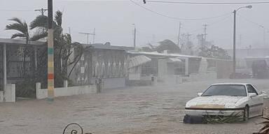 Hurrikan Maria Puerto Rico