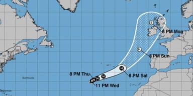 Hurrikan Ophelia