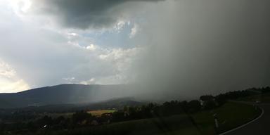 Unwetter Kumberg bei Graz