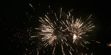Feuerwerk Pro Juventute