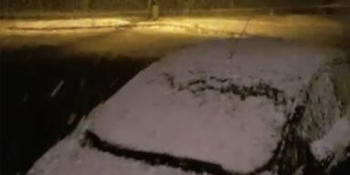 Schnee Ehrwald