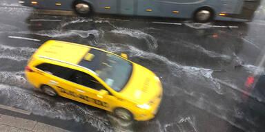 Unwetter Wien
