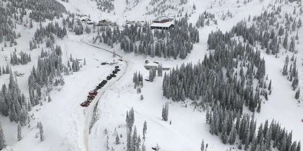 Hochkar Schnee