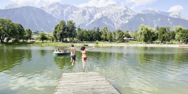 Innsbruck - Wetter.at - Tirol-CH - Badesee