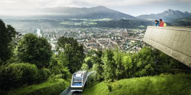 Alpin-urbane Urlaubsvielfalt