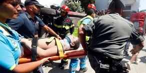 Wunder von Ischia: Bub rettet Bruder das Leben