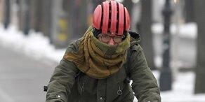 Das Wetter bleibt kalt und winterlich