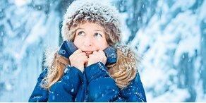 Bei uns ist es kälter als in Island