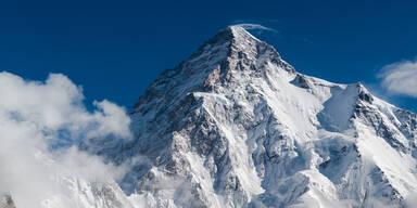 Bergdrama auf K2: Tiroler überlebte Lawinenunglück