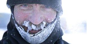Kälte-Einbruch: Winter-Wetter kommt