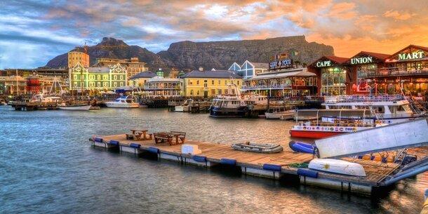 Austrian Airlines fliegt nach Kapstadt