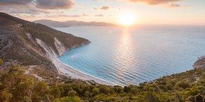 Seebeben der Stärke 4,4 vor griechischer Insel