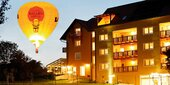Erlebnisreiche Ostertage im Ballonhotel