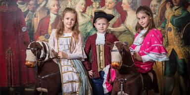 Kindermuseum_Schloss_Schoenbrunn