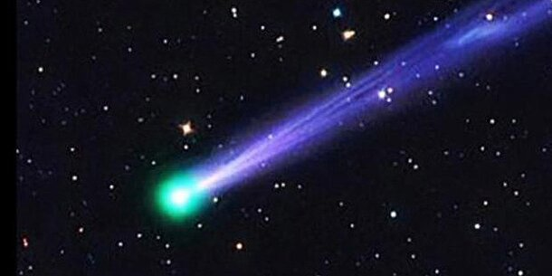 Bringt Komet 45P morgen das Ende der Welt?