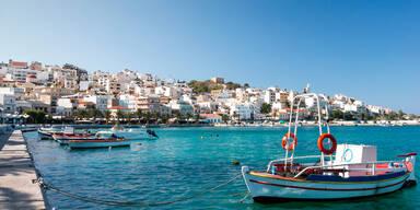 Hochsommer in Griechenland: 37 Grad auf Kreta