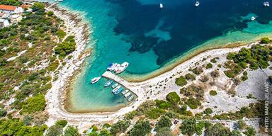 Kopie von Kroatien 1000 Inseln - adv. - wetter.at