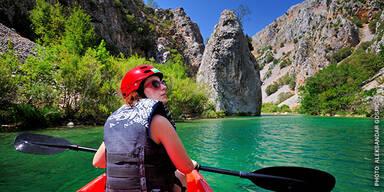 Kroatien - ADV - Abenteuer - Flüsse - Bild 1