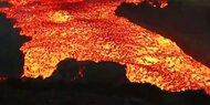 La Palma: Lava ergießt sich wie ein Tsunami