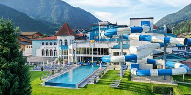 Schlosshotel Lacknerhof****S Flachau