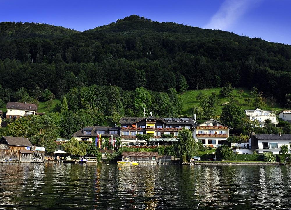 Landhotel Grünberg am See - Salzkammergut - ADV - Seesicht