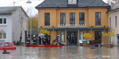 Hochwasser in Lavamünd