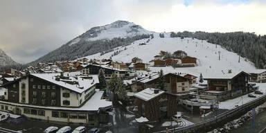 Wintereinbruch: Hier liegt jetzt schon Schnee