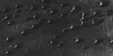 Mars Aliens Nasa