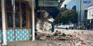 Schweres Erdbeben erschüttert Melbourne