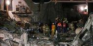 Mexiko-Erdbeben: Todeszahl steigt auf 318