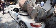 Mindestens 49 Tote bei Erdbeben in Mexiko
